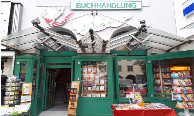 Buchhandlung Laaber