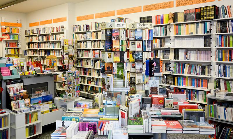 Buchhandlung HAČEK