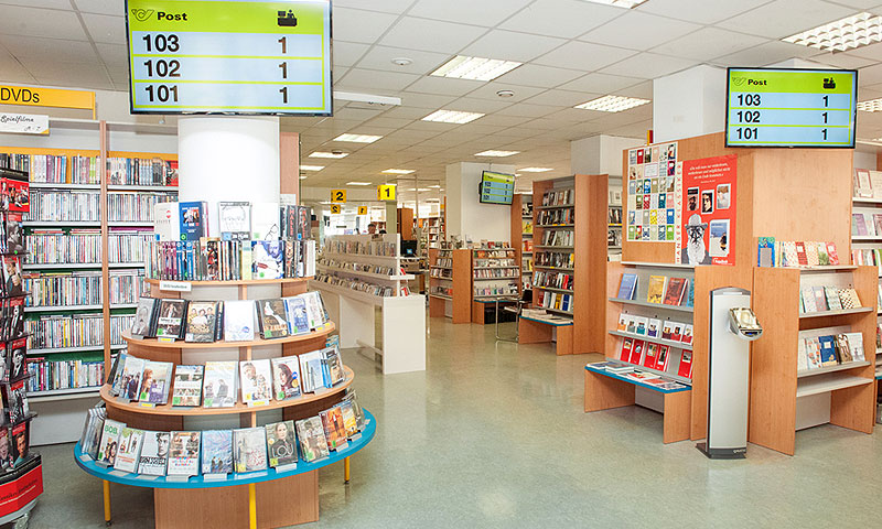 Buchhandlung Kuppitsch